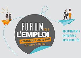 forum pour l 39 emploi 2017 angers. Black Bedroom Furniture Sets. Home Design Ideas